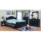 Chauncy 4 Piece Bedroom Set by Harriet Bee
