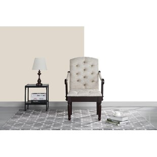 Diamondback Traditional Upholstered Dining Chair Charlton Home