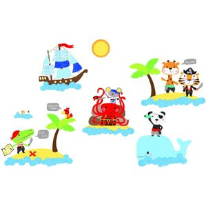 Pirates Wall Decal Part 43