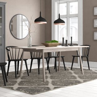 Emrich Extendable Dining Table By Beachcrest Home