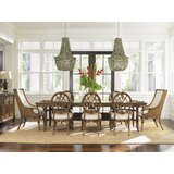 Bali Hai 9 Piece Extendable Dining Set by Tommy Bahama Home