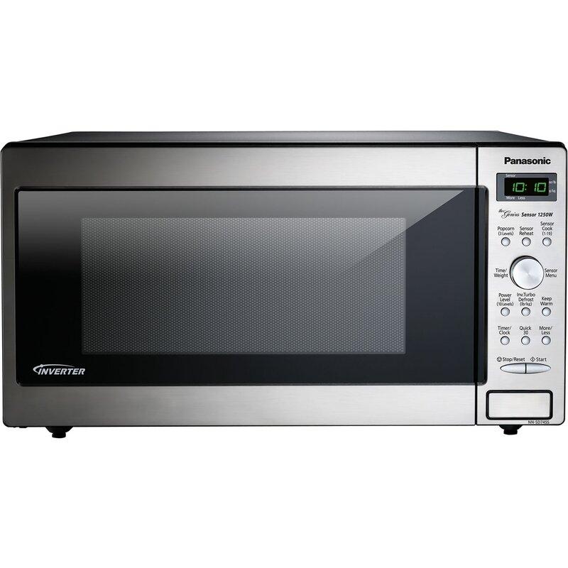 1 6 Cu Ft Countertop Microwave