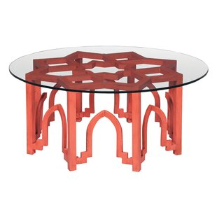 Tharte Coffee Table Bungalow Rose