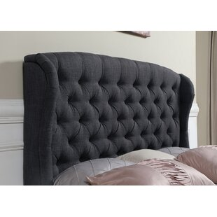 Reviews Feliciti Upholstered Panel Bed by Mulhouse Furniture Reviews (2019) & Buyer's Guide
