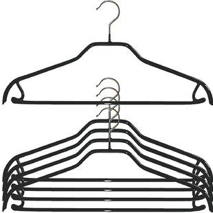 Online Reviews Skirt Metal Non-Slip Hanger (Set of 5) By Mawa