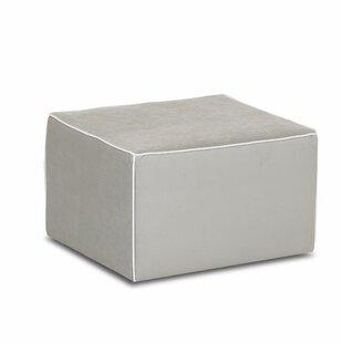 Foote Mini Gliding Cube Ottoman