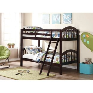 Theodora Twin over Twin Bunk Bed