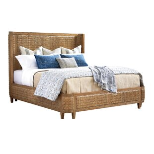 Los Altos Panel Bed