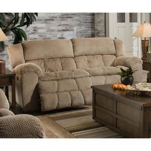 Henning Motion Reclining Loveseat by Simmons Upholstery by Darby Home Co