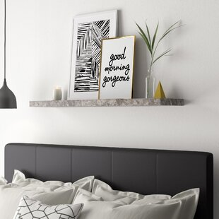 Kiara Floating Shelf By Zipcode Design