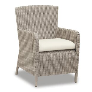 Manhattan Patio Dining Chair with Cushion