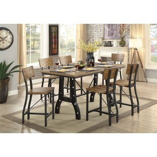Della Dining Table 17 Stories