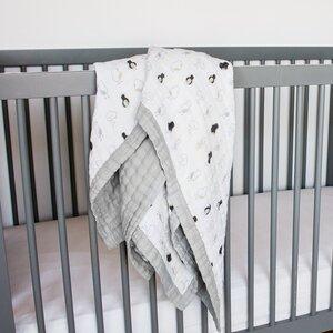 Oh-So-Soft Muslin Snuggle Blanket
