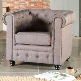 Naema Chesterfield Chair By Rosalind Wheeler