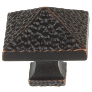 Pyramid Square Knob (Set of 100)