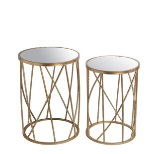 Arroyo Nesting End Table