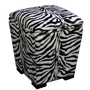 ORE Furniture Zebra Storag..