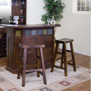 Fresno 3 Piece Pub Table Set by Loon Peak
