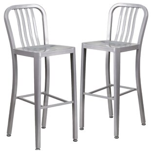 Modern Contemporary 30 Inch Bar Stools Set Of 2 Allmodern