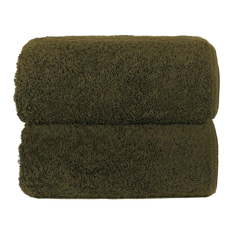 Graccioza Long Double Loop Egyptian Quality Cotton Hand Towel Perigold