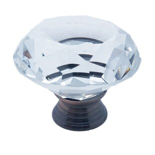 Glass Crystal Knob