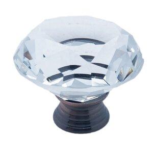 Glass Crystal Knob