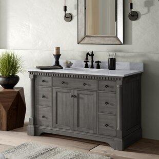 Goldberg 49 Single Bathroom Vanity Set