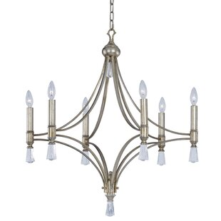 Darby Home Co Beauvallon 6-Light Chandelier