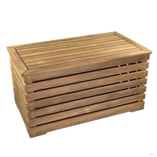 Andros Solid Wood Deck Box