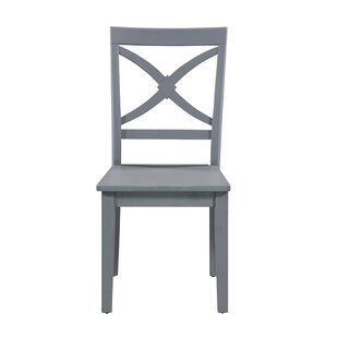 Leslie Solid Wood Dining Chair