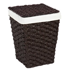 Chunky Weave Laundry Hamper