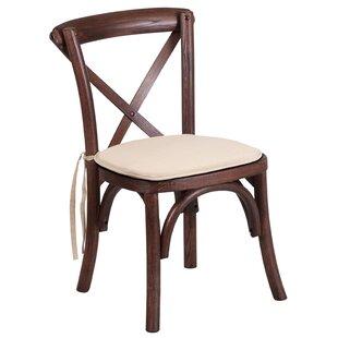 Loon Peak Blouin Stackable Kids Dining Chair