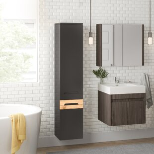 Carmela 35 X 170cm Wall Mounted Cabinet By Zipcode Design