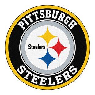 0ef5174f8 NFL Pittsburgh Steelers Roundel Mat