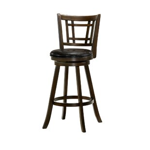 Great Price Argonaut 30.13 Swivel Bar Stool by Winston Porter Reviews (2019) & Buyer's Guide