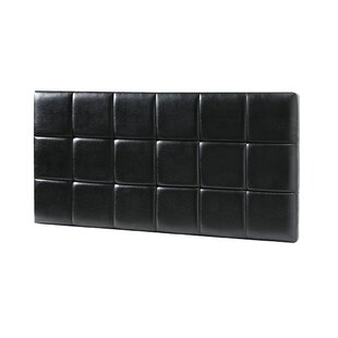 Natalia Padded Upholstered Panel Headboard by Winston Porter