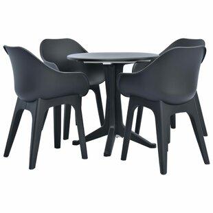 Barnette 4 Seater Dining Set Image