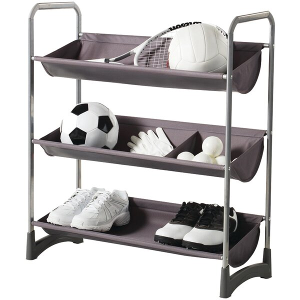 Neatfreak Garage Sport Stackable Purpose Storage Freestanding Sports Rack Reviews Wayfair