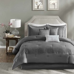 Quinn 7 Piece Comforter Set by Wade Logan