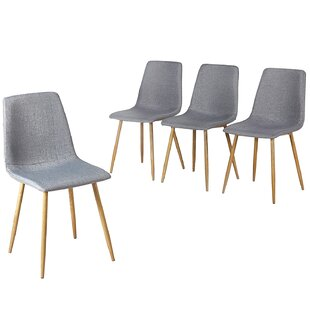 Celinda Upholstered Dining Chair (Set of 4)