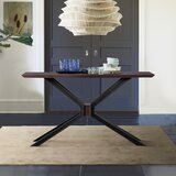 Dow Pedestal Coffee Table by Foundry Select