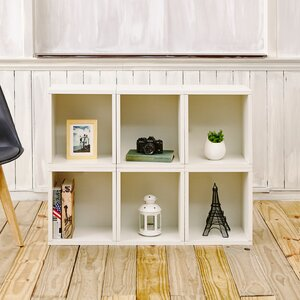 Daniell Modular Plus Cube Unit Bookcase (Set of 6)