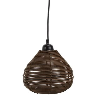 Bay Isle Home Yusuf Woven Wicker Hanging ..
