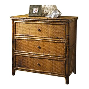 Coastal Chic 3 Drawer Accent Chest by Kenian