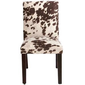 Bodgers Parsons Upholstered Chair by Tren..