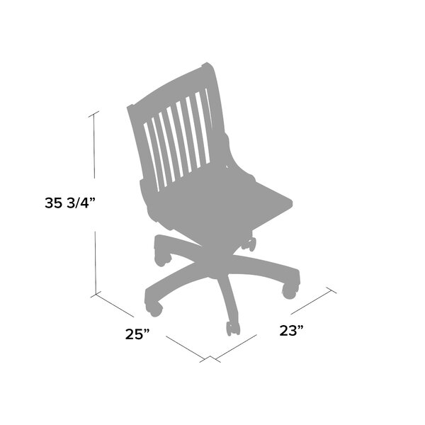 Three Posts Featherston Bankers Chair Reviews Wayfair
