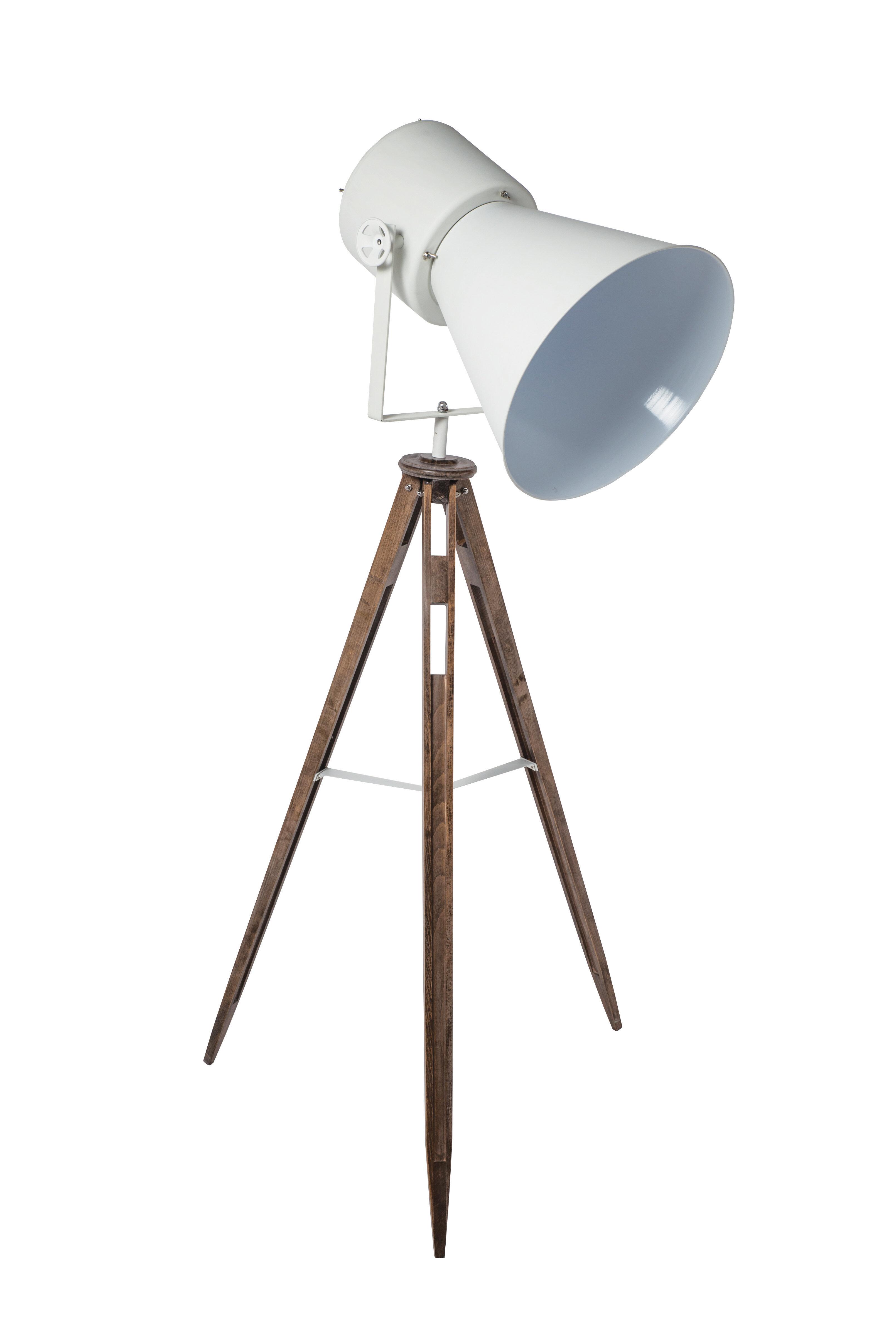 Williston Forge 170 Cm Tripod Stehlampe Cleckheat Wayfair De