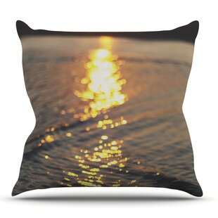 Still Waters By Libertad Leal Outdoor Throw Pillow by East Urban Home