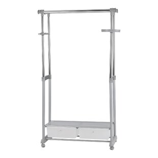 Clothes Rack By House Additions