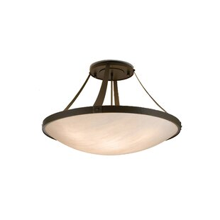 Urban 6-Light Semi Flush Mount..